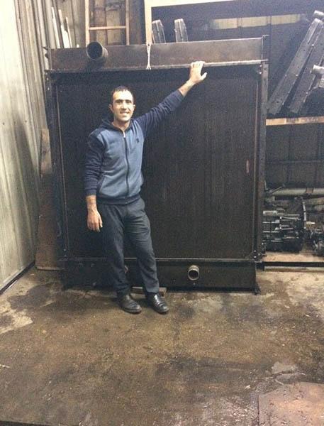 Ремонт топливного бака