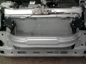 Снятие и установка радиаторов грузовых автомобилей