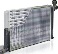 Чистка и промывка радиатора