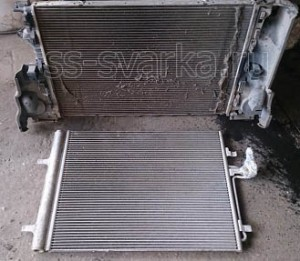 Чистка и промывка радиаторов