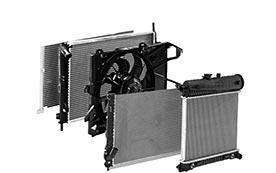 вентилятор-радиатора